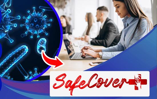 safe cover + la nouvelle protection virucide permanente